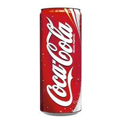 COCA COLA LATTINA 33 CL