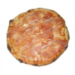 PIZZA AL CRUDO