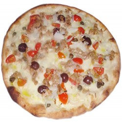 PIZZA TONNATA